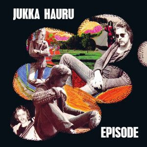 HAURU JUKKA -  Episode LP Svart Records