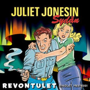 JULIET JONESIN SYDÄN - Revontulet –Singlet 1983-2001 2CD