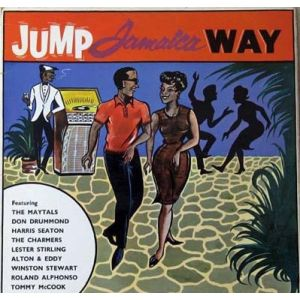 V/A - Jump Jamaica Way LP Dynamite! Records