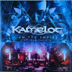 KAMELOT - I am the empire - Live from The O13 2LP + DVD