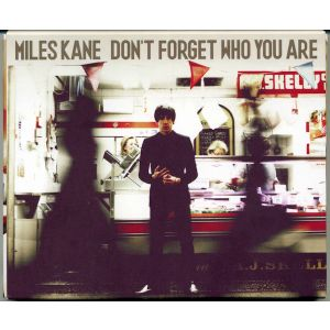 KANE MILES - Don't Forget Who You Are CD
