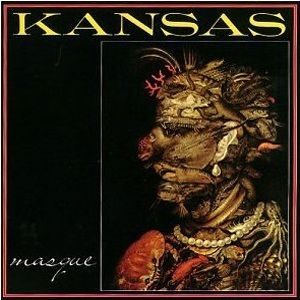 KANSAS - Masque REMASTERD+BONUS TRACKS