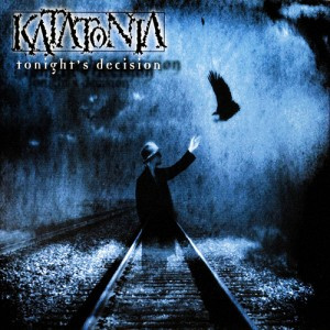 KATATONIA - Tonight's Decision 2LP UUSI Peaceville black vinyls