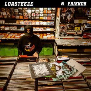 Loasteeze & Friends - Loasteeze & Friends LP