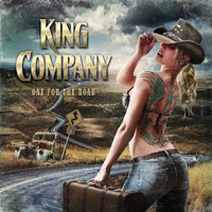 KING COMPANY - One for the Road CD
