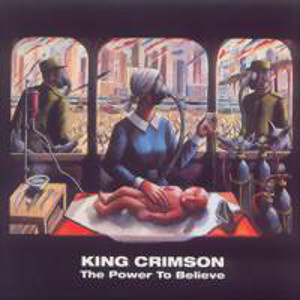 KING CRIMSON - Power To Believe 2LP