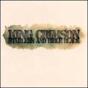 KING CRIMSON - Starless And Bible Black LP UUSI Panegyric