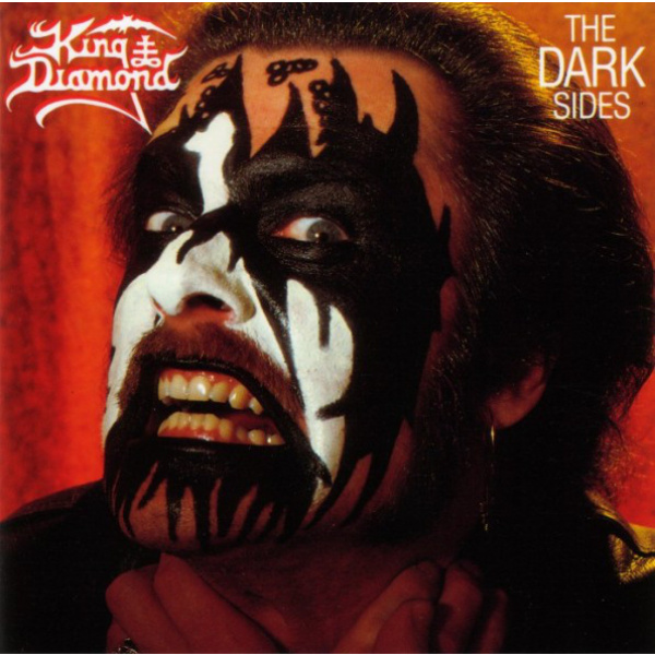 KING DIAMOND - Dark sides CD