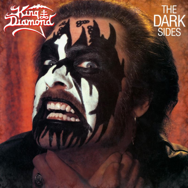 KING DIAMOND - The Dark Sides MLP UUSI Metal Blade