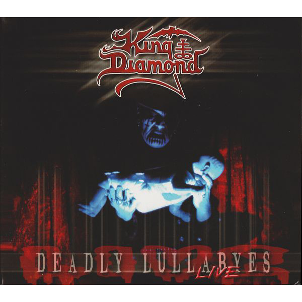 KING DIAMOND - Deadly Lullabyes (Live) 2CD