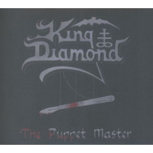 KING DIAMOND - Puppet master CD+DVD