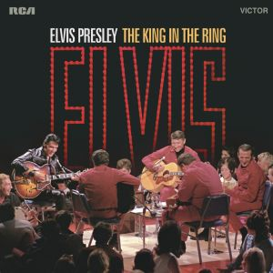 PRESLEY ELVIS - King In the Ring 2LP