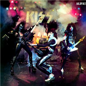KISS - Alive 2CD