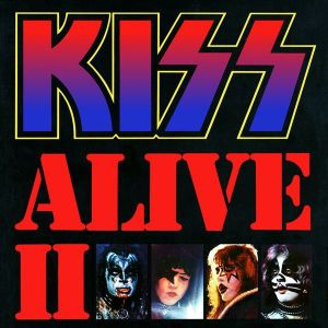 KISS - Alive II 2CD