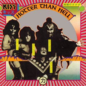 KISS - Hotter than hell CD