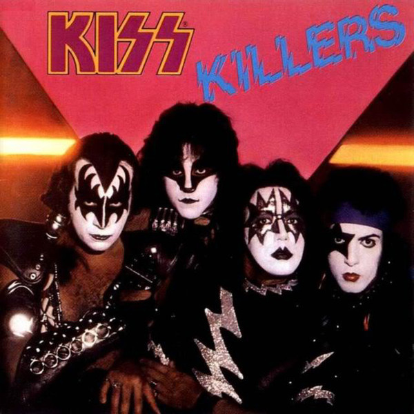 KISS - Killers CD