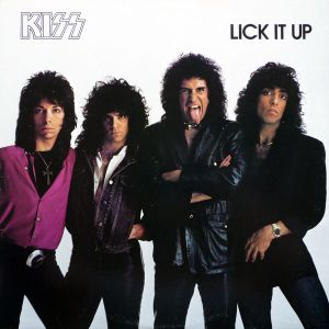 KISS - Lick it up CD