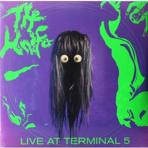KNIFE -  Live At Terminal 5 2LP+DVD