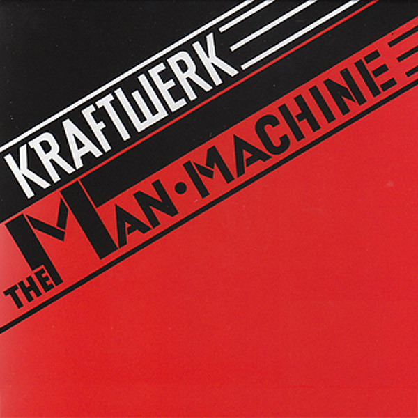 KRAFTWERK - Man Machine LP UUSI Parlophone