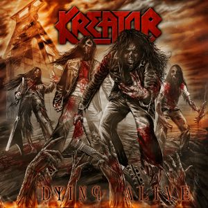 KREATOR - Dying Alive 2CD