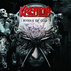KREATOR - Enemy of God CD