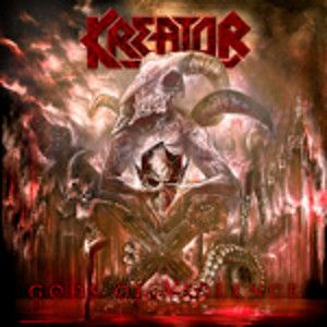 KREATOR - Gods Of Violence 2LP CLEAR VINYL
