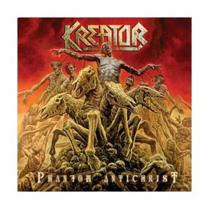 KREATOR - Phantom antichrist LTD CD+DVD