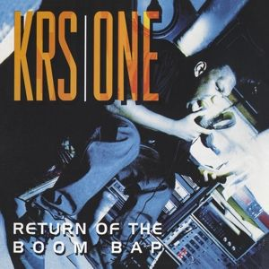 KRS ONE - Return of the boom bap 2LP Music On Vinyl