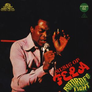 KUTI FELA - Roforofo Fight LP Knitting Factory Records