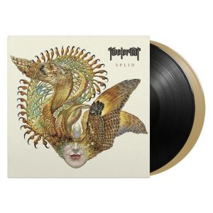 KVELERTAK - Splid 2LP STANDARD BLACK&GOLD EDTION