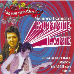 LANE RONNIE - Ronnie Lane Memorial Concert 2CD