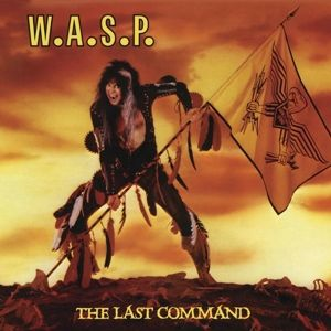 WASP - Last Command CD