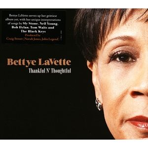 LAVETTE BETTEY - Thankful 'N' Thoughtful