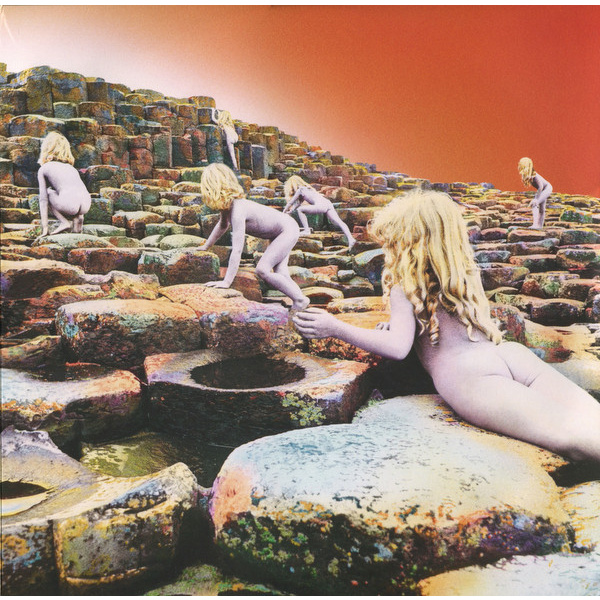 LED ZEPPELIN - Houses of the Holy 2-LP Atlantic UUSI