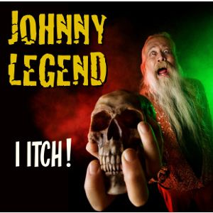 LEGEND JOHNNY - I Itch! LP BLUELIGHT