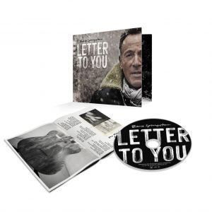 SPRINGSTEEN BRUCE - Letter to you CD