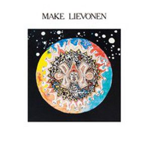 LIEVONEN MAKE - Make Lievonen LP Svart Records
