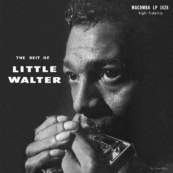 LITTLE WALTER - The Best Of Little Walter LP Macomba
