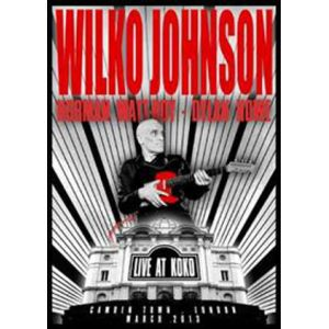JOHNSON WILKO - Live At Koko DVD