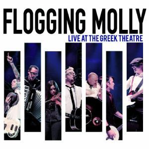 FLOGGING MOLLY - Live At The Greek Theatre  CD+DVD