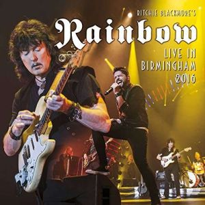 RITCHIE BLACKMORE'S RAINBOW - Live in Birmingham 2016 2CD