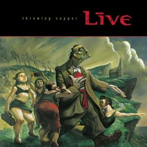 LIVE - Throwing Copper 2LP 25th Anniversary