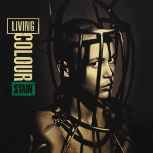 LIVING COLOUR - Stain CD