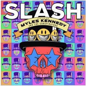 SLASH FEATURING MYLES KENNEDY & THE CONSPIRATORS - Living the Dream 2LP