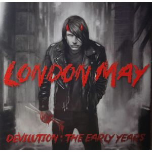 LONDON MAY - Devilution - The Early Years LP Cleopatra UUSI