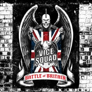 VICE SQUAD - Battle of Britain CD