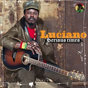 LUCIANO - Serious Times LP UUSI Vp Music