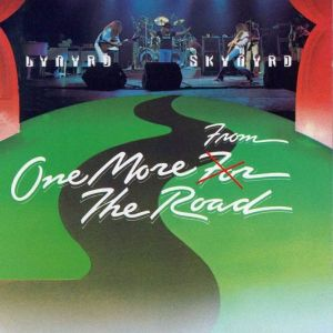 LYNYRD SKYNYRD - One More From the Road 2LP UUSI Music on vinyl