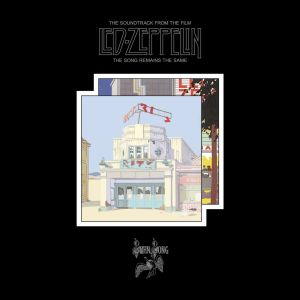 LED ZEPPELIN - Song Remains the Same BLU-RAY AUDIO