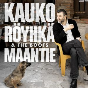 RÖYHKÄ KAUKO & THE BOOTS - Maantie LP Svart Records